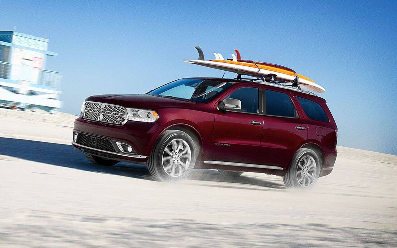 2020 Dodge Durango model image